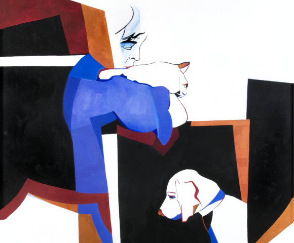 La tela svelata, 2010 - 120x150