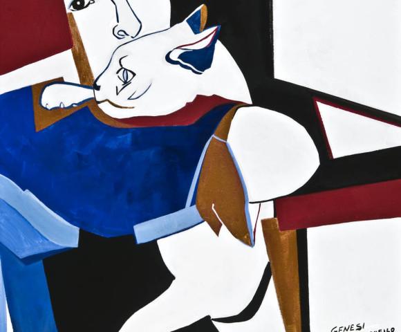 Per il Cantico dei Cantici, 2011 - 50x70