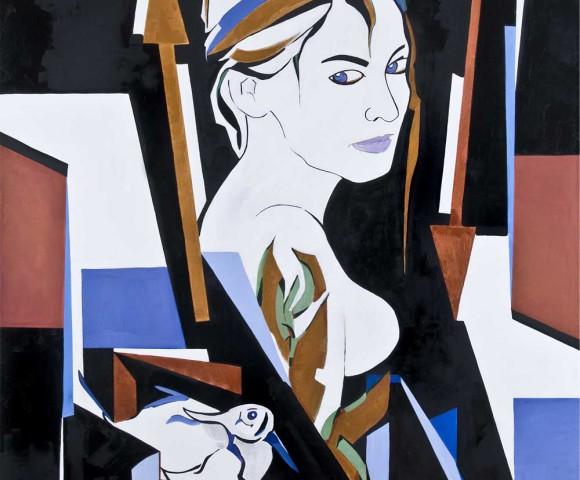 Dafne, 2012 - 100x100