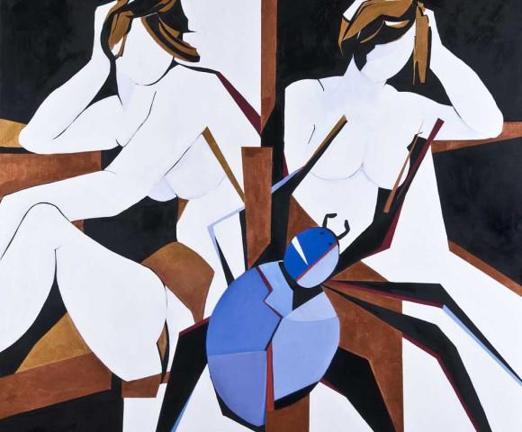 Aracne, 2012 - 100x100