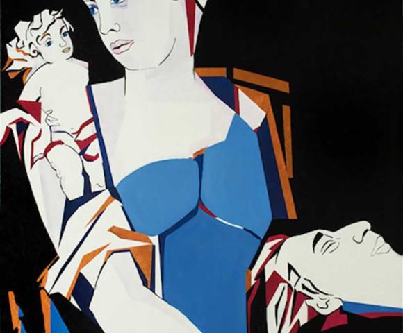 Giuditta e Oloferne, cm 60x80